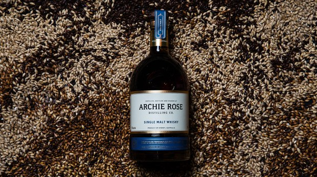 At Long Last The Archie Rose Single Malt Announced!