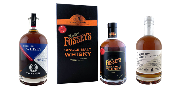 Just Arrived! New Aussie Whisky!