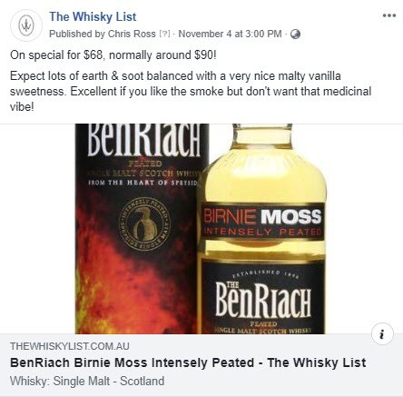 TWP BenRiach Birnie Moss - FB - 20181104