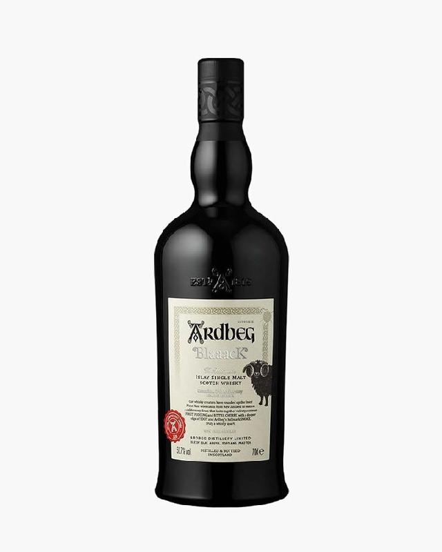 Ardbeg Blaaack Committee Release Single Malt Scotch Whisky