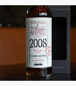 Wilson & Morgan 2008 Linkwood 12 Single Cask