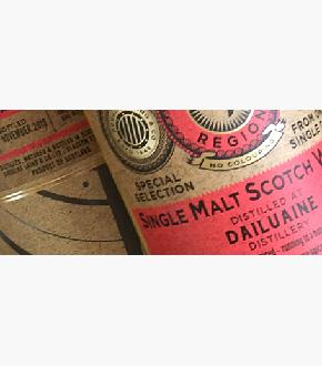 Douglas Laing & Co. 2009 Dailuaine 10 Single Cask
