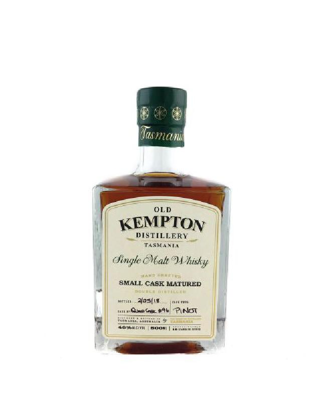 Old Kempton Distillery Quad Cask Single (500ml)