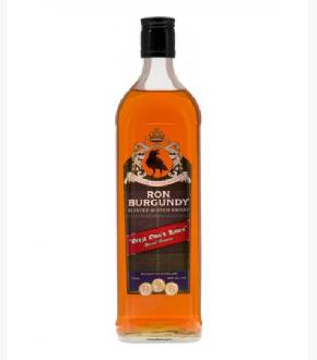 Ron Burgundy Great Odin's Raven Blended Scotch Whisky
