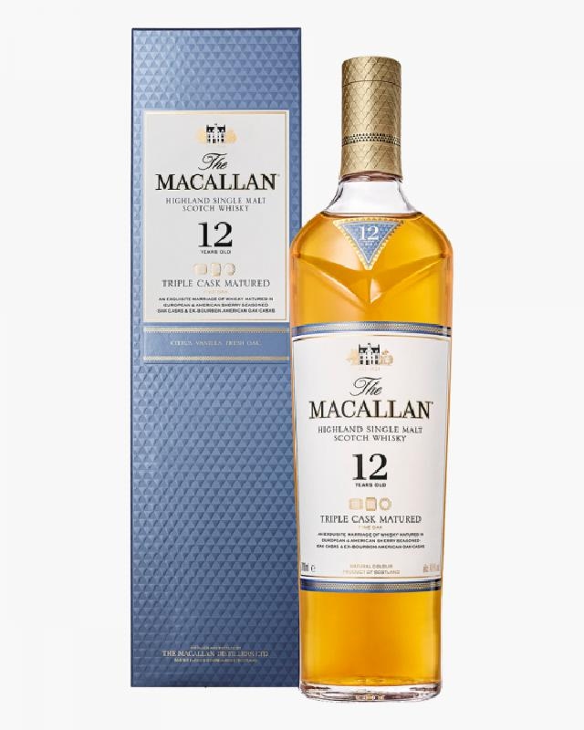 Macallan 12 Fine Oak