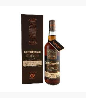 GlenDronach 1992 Single Cask #5896 26 Port Pipe