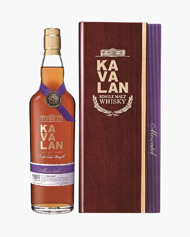 Kavalan Solist Moscatel Cask Matured