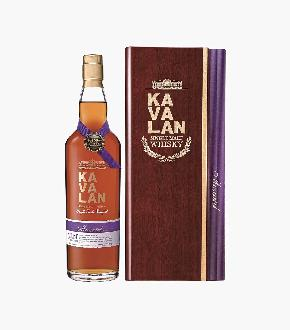 Kavalan Solist Moscatel Cask Matured Cask Strength (750ml)