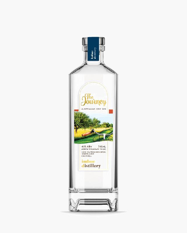 Imbue Distillery The Journey Australian Dry Gin