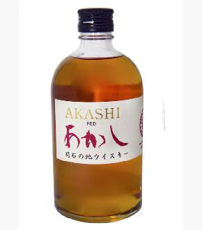 White Oak Akashi Red (500ml) Japanese Blended Whisky