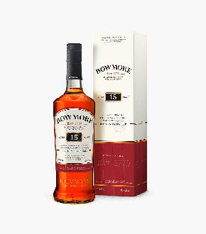 Bowmore 15 Sherry Cask Finish