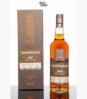 GlenDronach 2006 Single Cask #3343 13 Year Old Pedro Ximenez Puncheon Single Malt Scotch Whisky