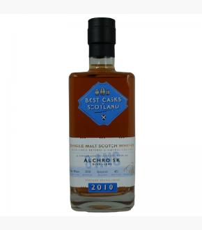 Jean Boyer 2010 Auchroisk 8 Year Old Single Cask Single Malt Scotch Whisky