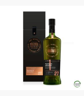 Scotch Malt Whisky Society 24.129 Meeting an Old Master 1990 Single Cask 27