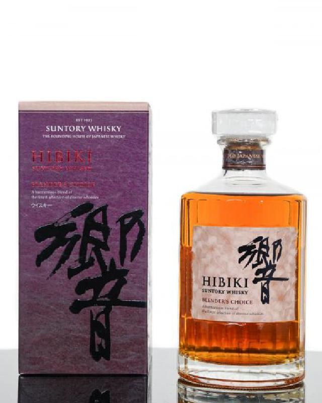 Hibiki Blender's Choice Japanese Blended Whisky