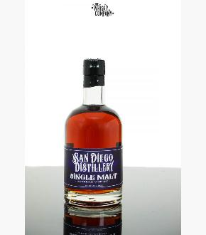 San Diego Distillery 92 Single Malt (375ml)