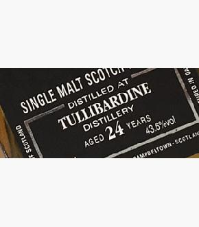 Cadenhead's 1993 Tullibardine 24 Year Old Single Malt Scotch Whisky