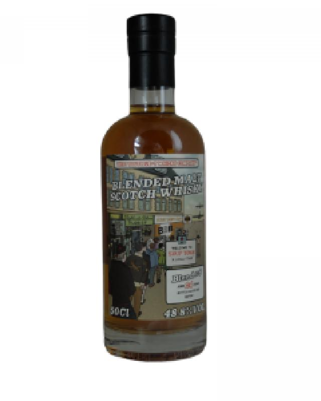 That Boutique-y Whisky Company Blended Malt #6 24 (500ml)