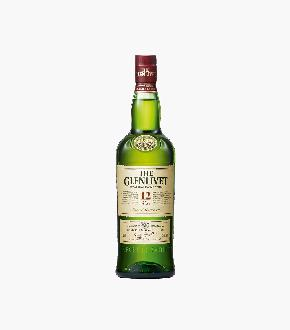 Glenlivet 12 Year Old Single Malt Scotch Whisky