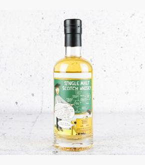 That Boutique-y Whisky Company Benrinnes 11 Year Old Single Malt Scotch Whisky