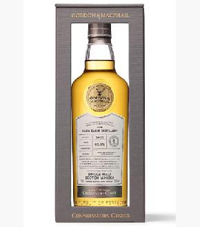 Gordon & MacPhail 2007 Glen Elgin 12 Year Old Single Cask #802872 Single Malt Scotch Whisky