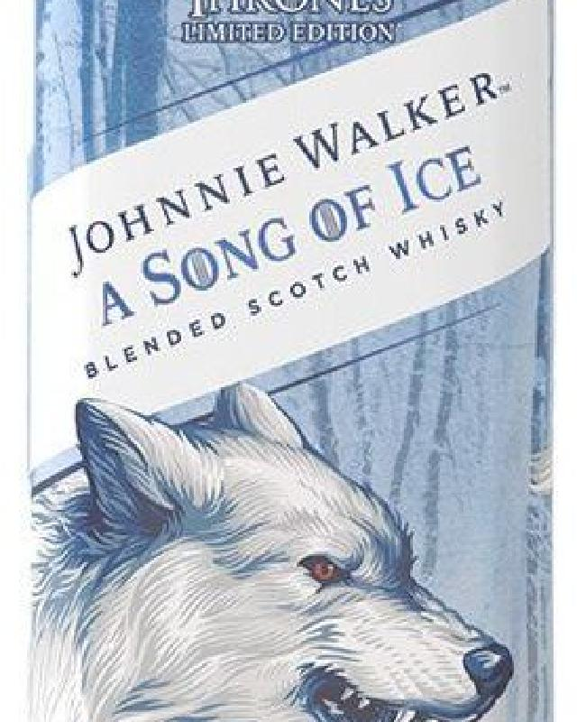 Johnnie Walker A Song of Ice Game of Thrones Edition