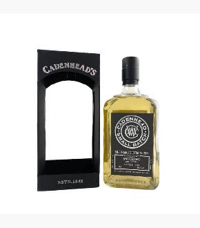 Cadenhead's 2006 Knockdhu 11 Year Old Single Malt Scotch Whisky