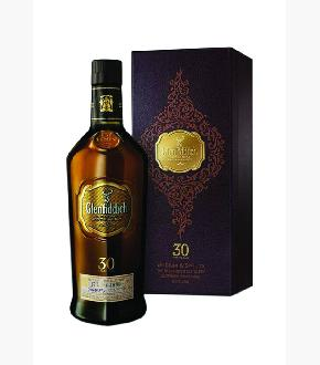 Glenfiddich 30 Year Old Single Malt Scotch Whisky