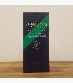 Sullivan's Cove French Oak 12 Single Cask #TD0097