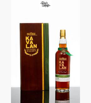 Kavalan Solist Amontillado Cask Matured Cask Strength (750ml)