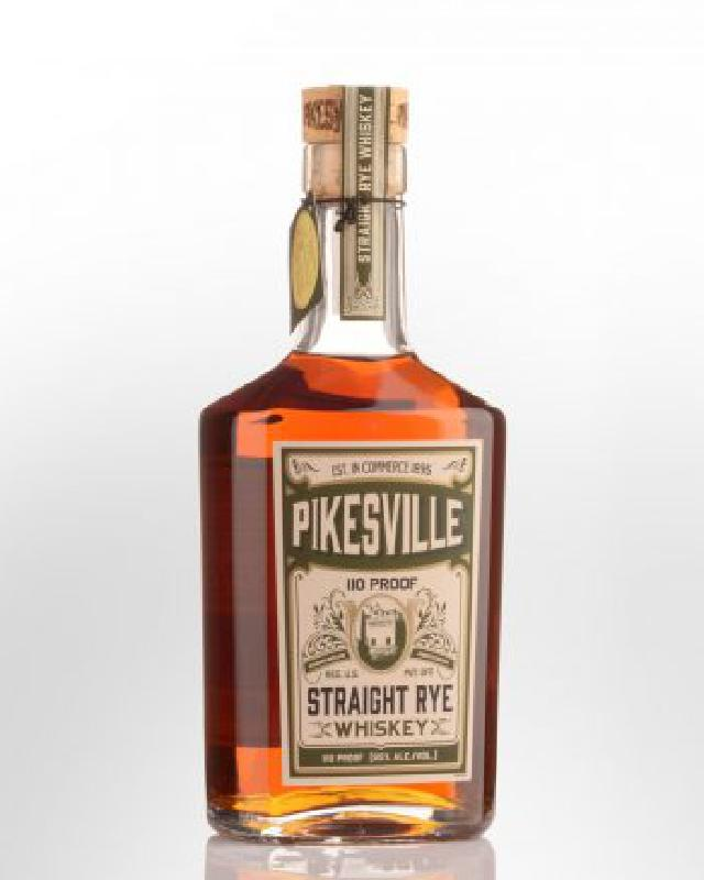 Pikesville 110 Proof Straight Rye