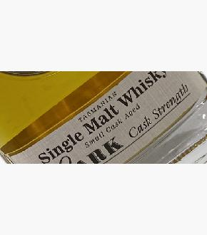 Lark Cask Strength Australian Single Malt Whisky (100ml)