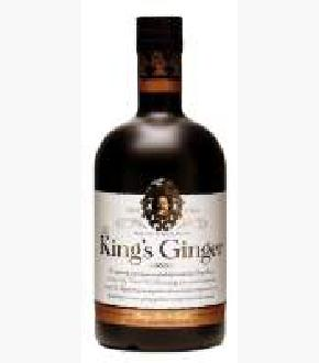 King's Ginger Liqueur (500ml)