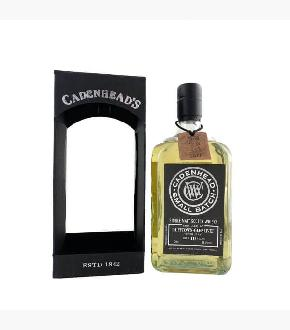 Cadenhead's 2007 Dufftown 10 Year Old Single Malt Scotch Whisky