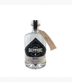 Backwoods Distilling Co. Wild Rye (500ml)