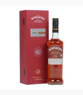 Bowmore 1989 Port Cask Matured 23