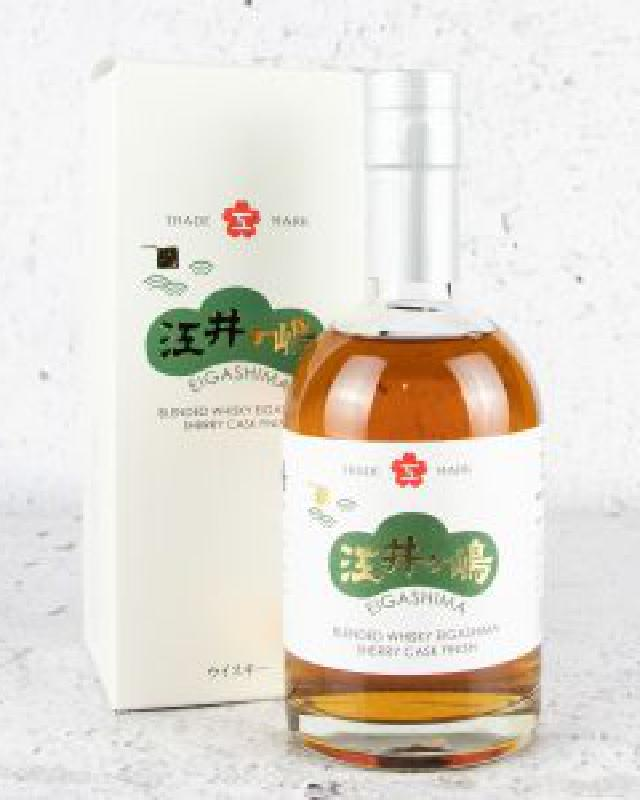 White Oak Eigashima Sherry Cask Finish Blended (500ml) Japanese Blended Whisky