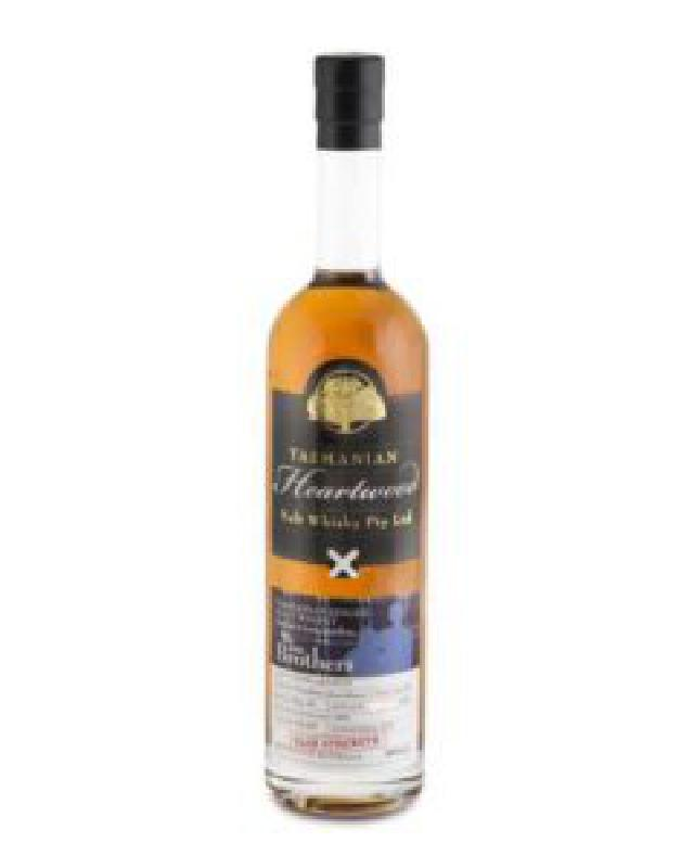 Heartwood We Are Brothers Australian Single Malt Whisky (500ml)