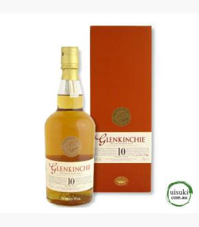 Glenkinchie 10 Year Old Single Malt Scotch Whisky