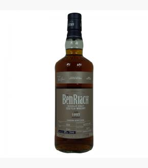 BenRiach 1997 Single Cask #7858 21 Virgin Oak Cask 21