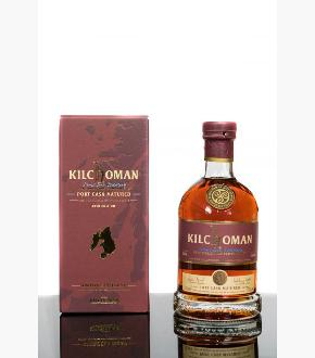 Kilchoman Port Cask Matured 2018 Single Malt Scotch Whisky