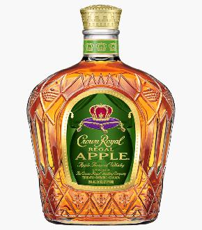 Crown Royal Regal Apple (1000ml)