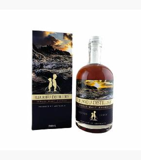 Fleurieu Cartoon Lurve Australian Single Malt Whisky