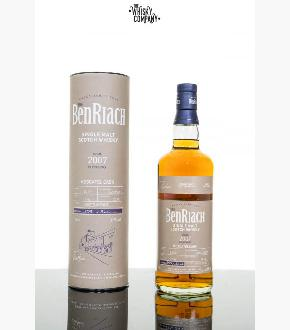 BenRiach 2007 Batch 15 Single Cask #8737 10