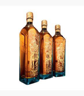 Johnnie Walker Blue Label Fu Lu Shou Limited Edition Set (3 x 700ml)