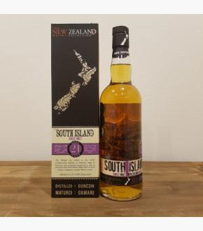 The New Zealand Whisky Collection South Island 21