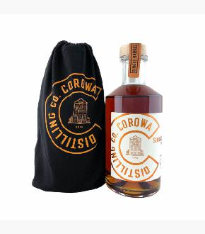 Corowa Distilling Co. Single Cask #247 Peated Port Cask Australian Single Malt Whisky (500ml)
