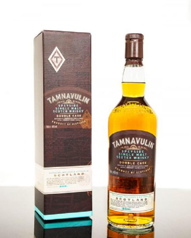 Tamnavulin Double Cask Single Malt Scotch Whisky