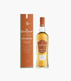 Glen Grant Arboralis Single Malt Scotch Whisky