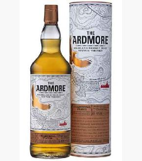 Ardmore Traditional Cask 40% Single Malt Scotch Whisky (1000ml)